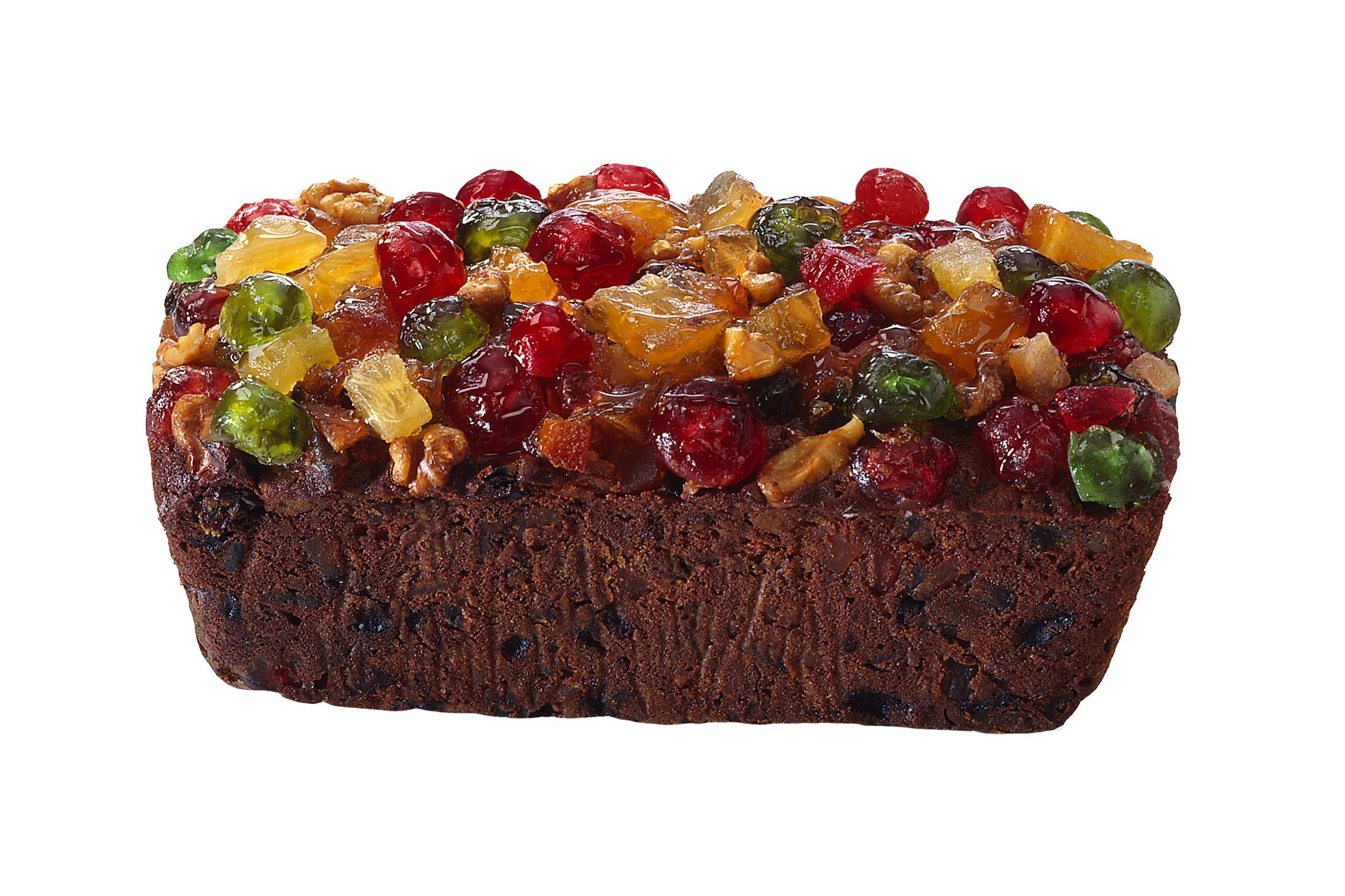 christmas fruit cake list of fruit